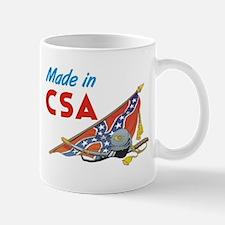 Made in CSA Mug