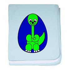 Unique Dinosaur baby baby blanket