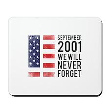 9 11 Remembering Mousepad
