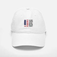 9 11 Remembering Baseball Baseball Cap