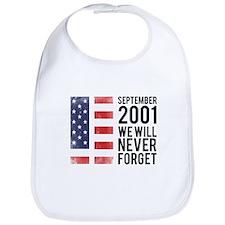 9 11 Remembering Bib