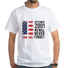 9 11 Remembering Shirt