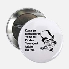 "Talking like pirates 2.25"" Button"