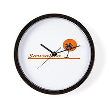 Cute Silicon valley Wall Clock