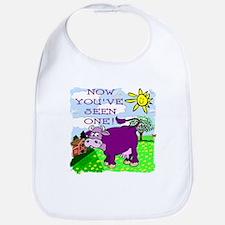Purple Cow / Farm Bib