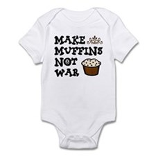 'Make Muffins' Infant Bodysuit