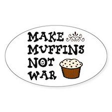'Make Muffins' Decal