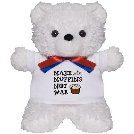 'Make Muffins' Teddy Bear