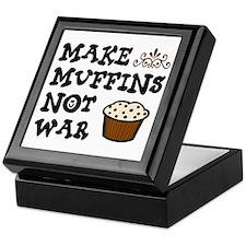 'Make Muffins' Keepsake Box