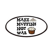 'Make Muffins' Patches