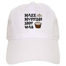 'Make Muffins' Baseball Cap