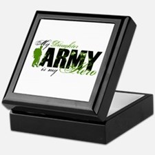 Daughter Hero3 - ARMY Keepsake Box