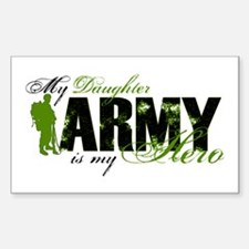 Daughter Hero3 - ARMY Decal