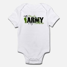 Daughter Hero3 - ARMY Infant Bodysuit