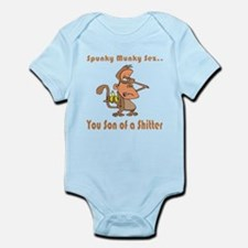 You Son of a Shitter Infant Bodysuit