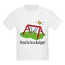 Proud to be a Swinger! T-Shirt