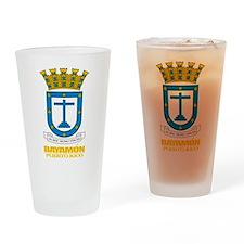 Bayamon COA Drinking Glass