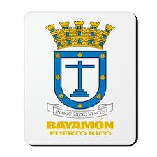 Bayamon COA Mousepad