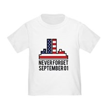 9 11 Never Forget T
