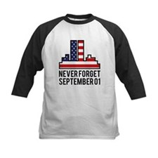 9 11 Never Forget Tee