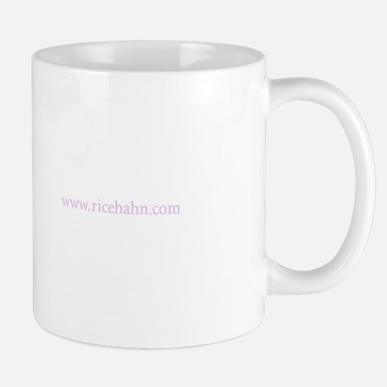 Purple Cow Mug