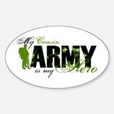Cousin Hero3 - ARMY Decal