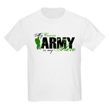 Cousin Hero3 - ARMY T-Shirt