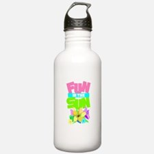 Cute Love tanning Water Bottle