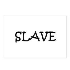 Slave Postcards (Package of 8)