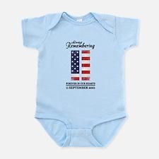 9-11-2001 Infant Bodysuit