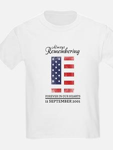 9-11-2001 T-Shirt