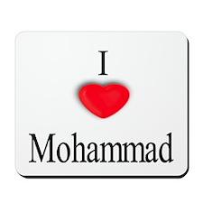 Mohammad Mousepad