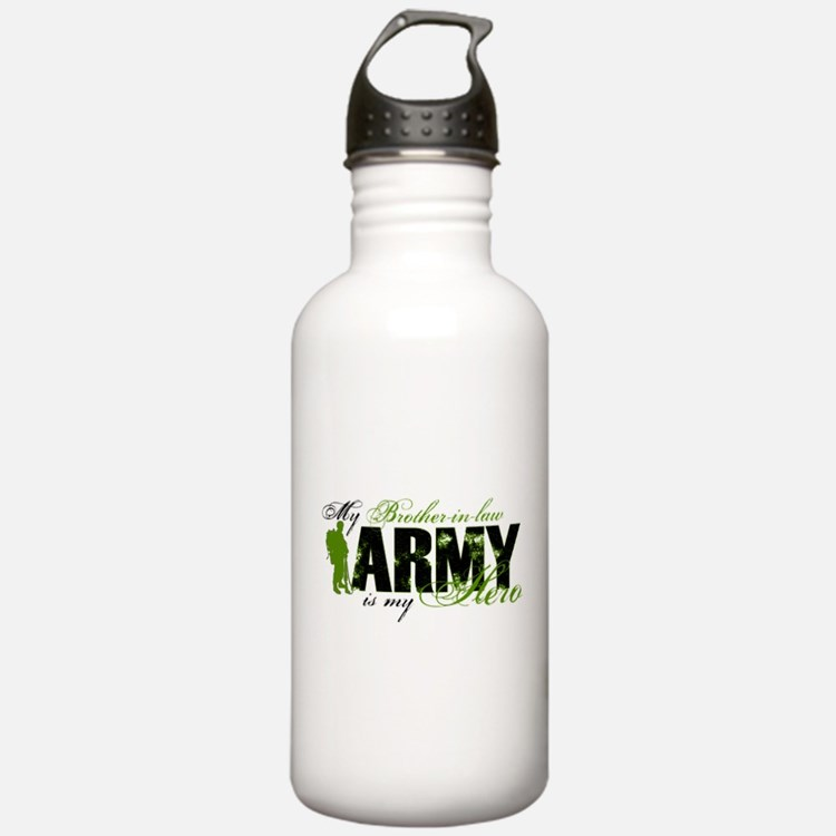 Brother-in-law Hero3 - ARMY Water Bottle