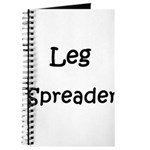Leg Spreader Journal
