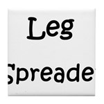 Leg Spreader Tile Coaster