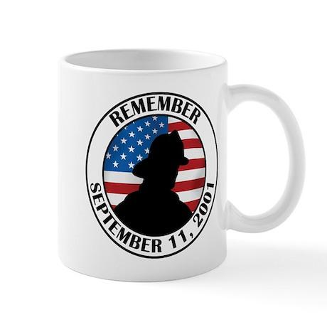 Remember 9 11 Mug