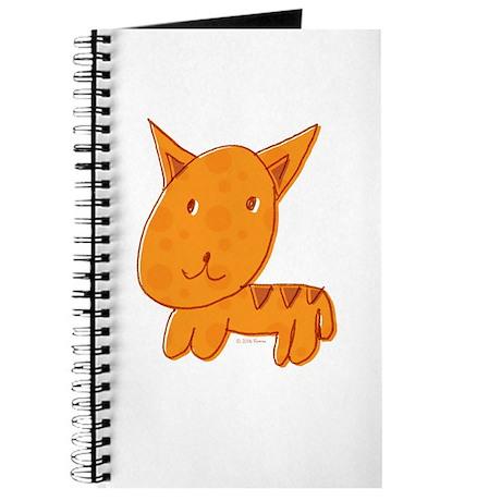 Orange Kitty Journal