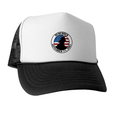 Remember 9 11 Trucker Hat