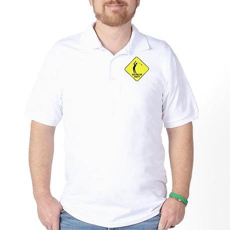 Bachelor Golf Party Groom's Golf Shirt