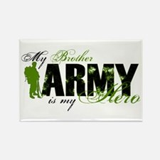 Brother Hero3 - ARMY Rectangle Magnet