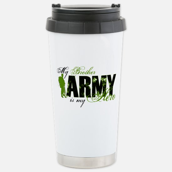 Brother Hero3 - ARMY Stainless Steel Travel Mug