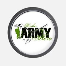 Brother Hero3 - ARMY Wall Clock