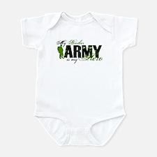 Brother Hero3 - ARMY Infant Bodysuit