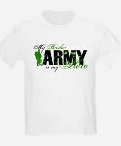Brother Hero3 - ARMY T-Shirt