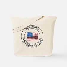 9 11 Tote Bag
