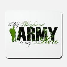 Boyfriend Hero3 - ARMY Mousepad