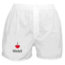 Mitchell Boxer Shorts