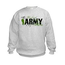 Boyfriend Hero3 - ARMY Sweatshirt