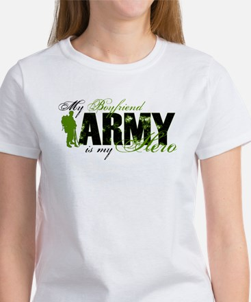 Boyfriend Hero3 - ARMY Women's T-Shirt
