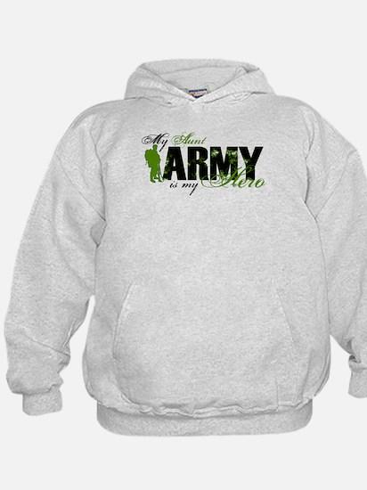 Aunt Hero3 - ARMY Hoodie